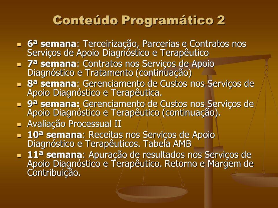 Conteúdo Programático 2