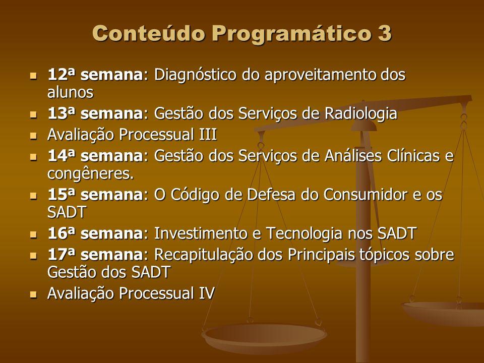 Conteúdo Programático 3