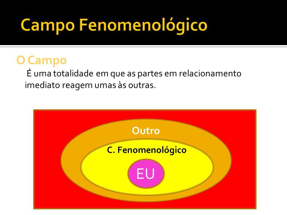 Campo Fenomenológico EU O Campo Outro