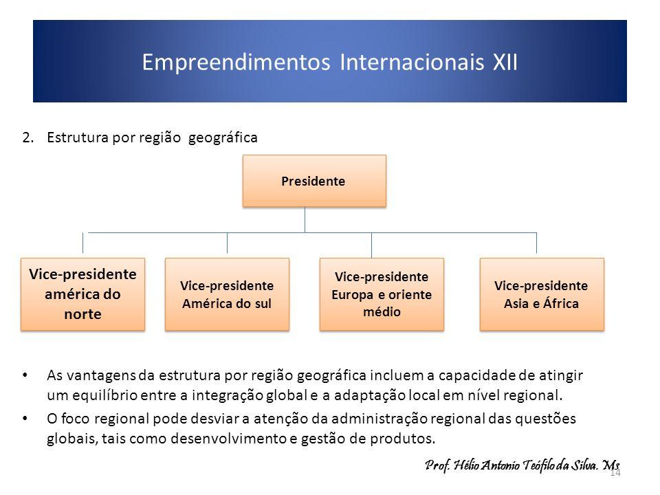 Empreendimentos Internacionais XII