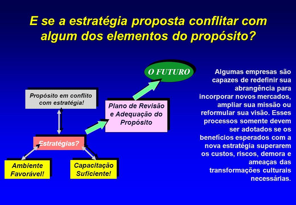 Plano de Revisão e Adequação do Propósito