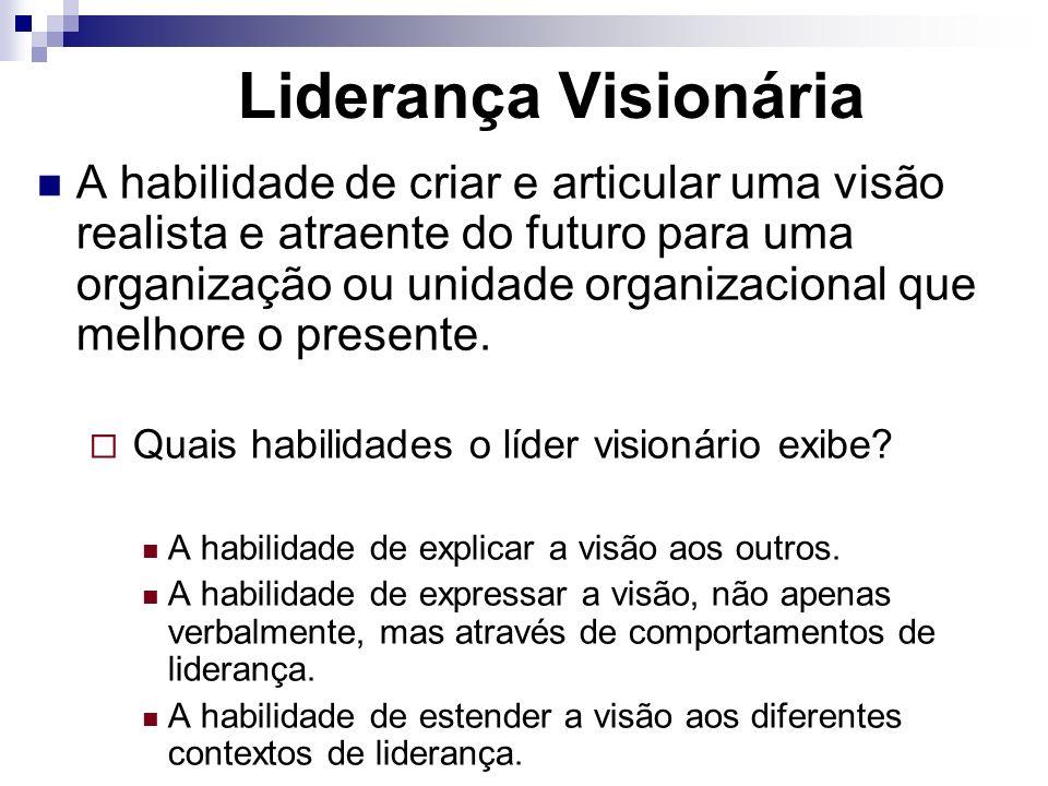 Liderança Visionária