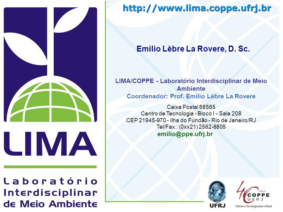 Emilio Lèbre La Rovere, D. Sc.