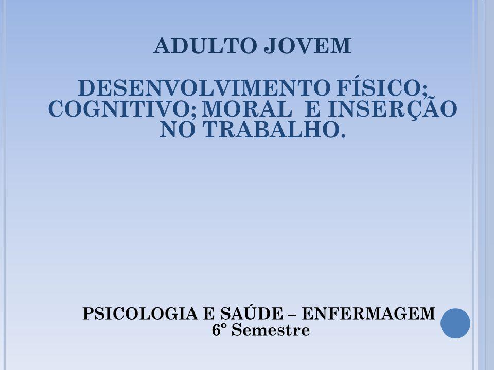 PSICOLOGIA E SAÚDE – ENFERMAGEM 6º Semestre