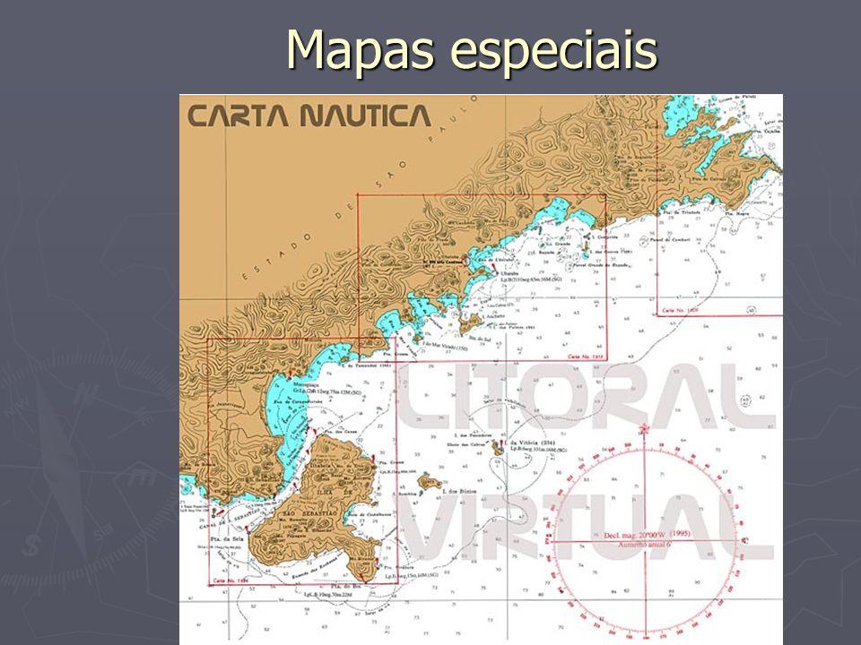 Mapas especiais