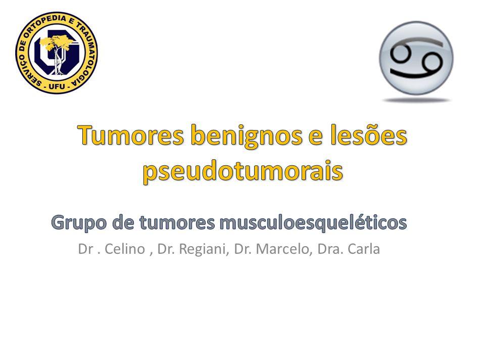 Tumores benignos e lesões pseudotumorais