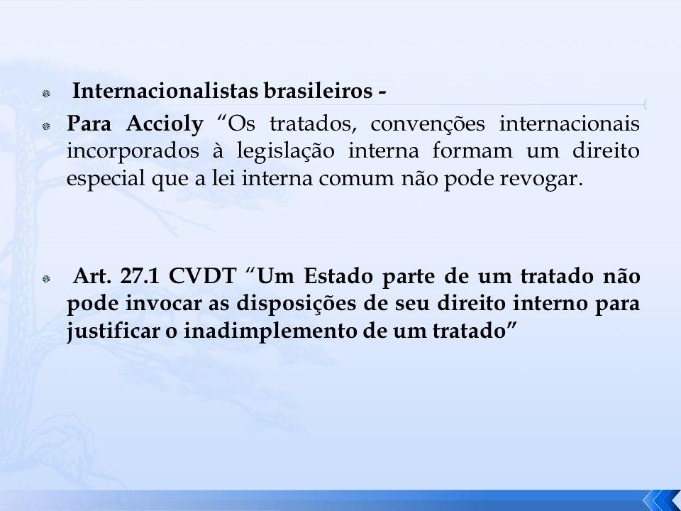 Internacionalistas brasileiros -
