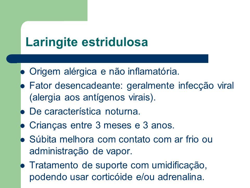 Laringite estridulosa