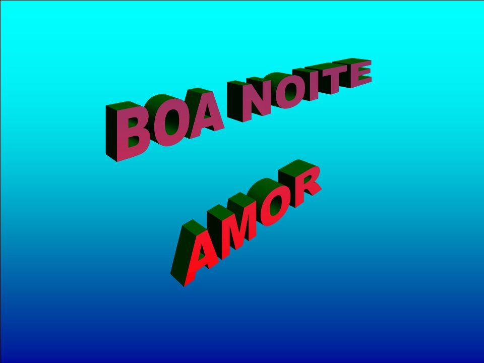 Boa Noite Amor: BOA NOITE AMOR.
