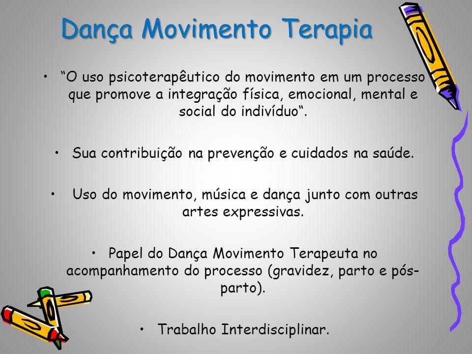 Dança Movimento Terapia