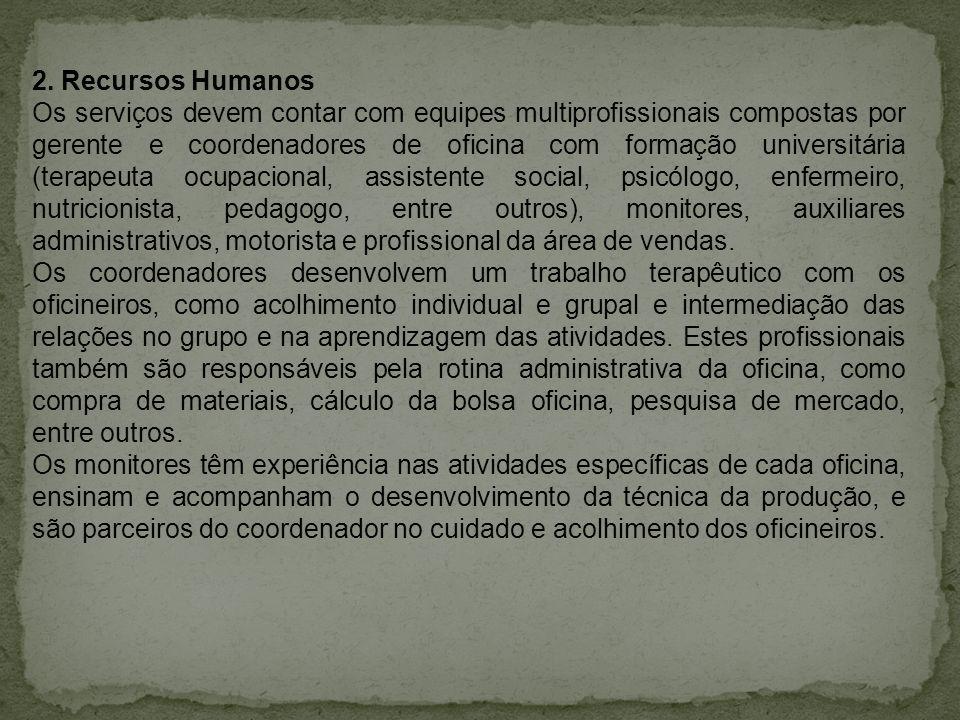 2. Recursos Humanos