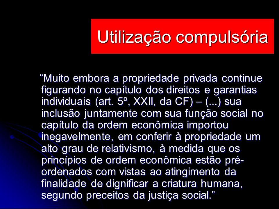 Utilização compulsória