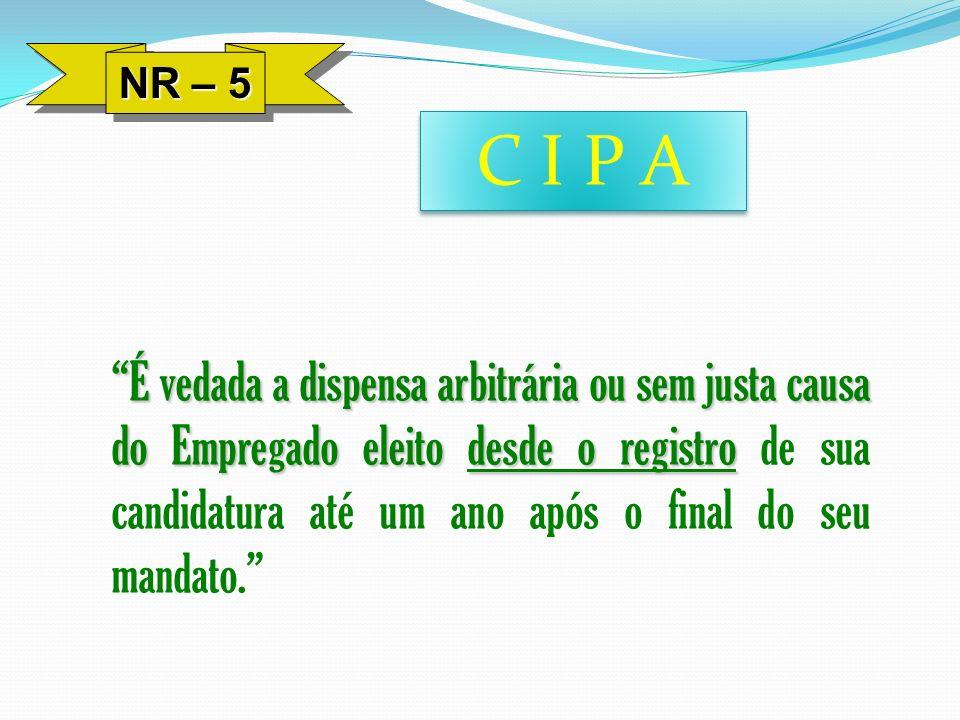 NR – 5 C I P A.