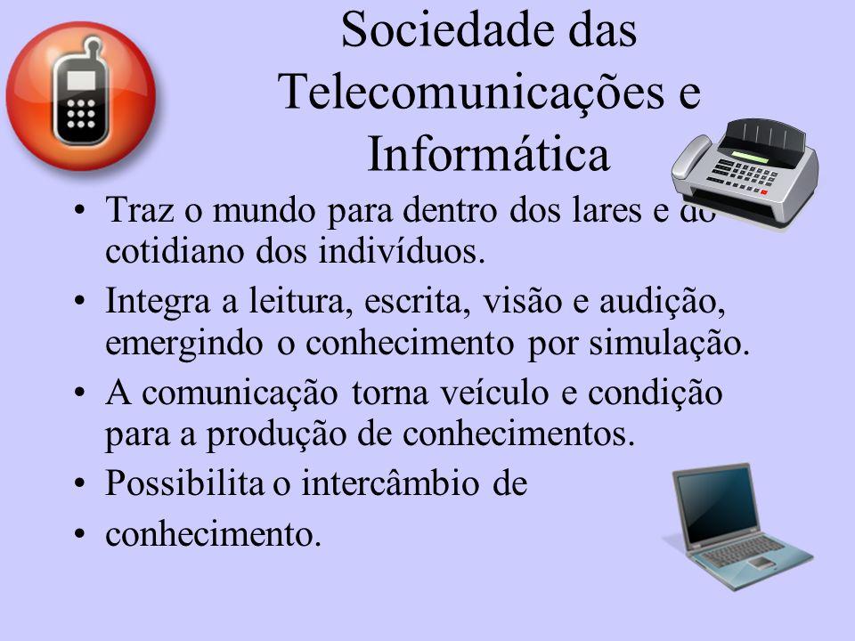 Sociedade das Telecomunicações e Informática