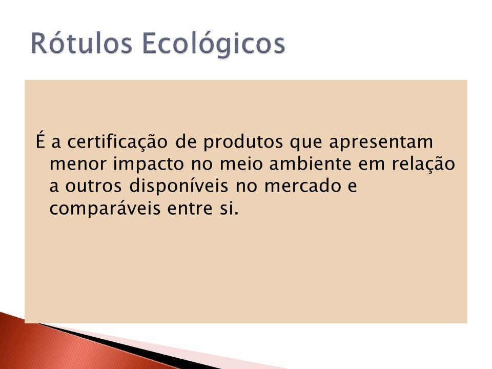 Rótulos Ecológicos