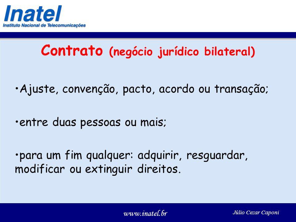 Contrato (negócio jurídico bilateral)