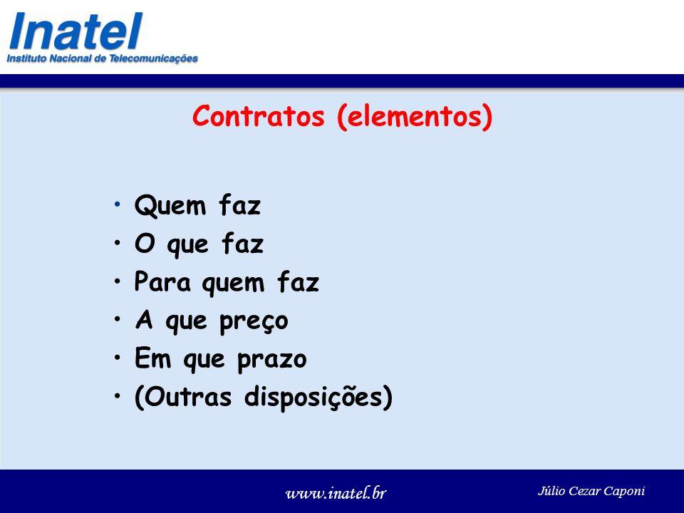 Contratos (elementos)