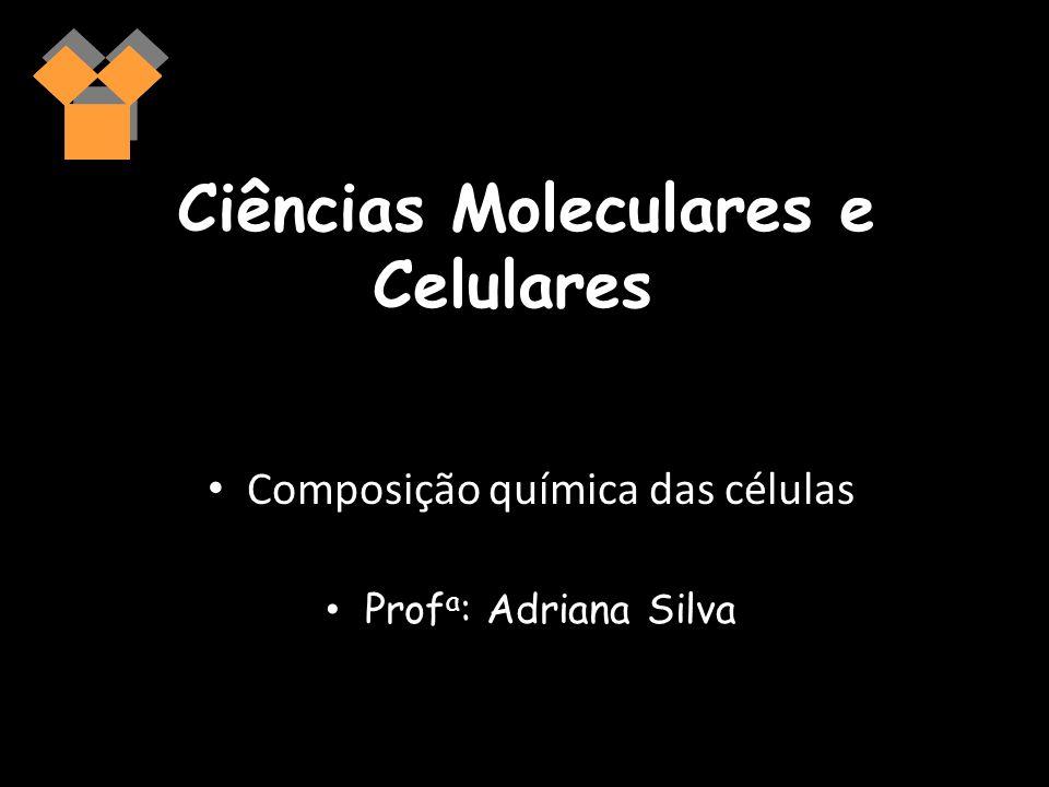 Ciências Moleculares e Celulares