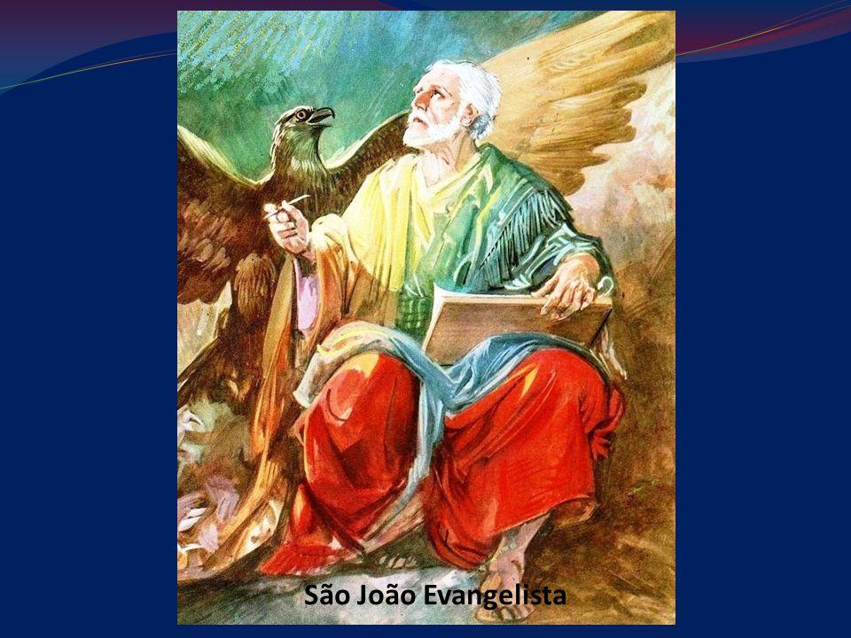 Resultado de imagem para São João evangelista
