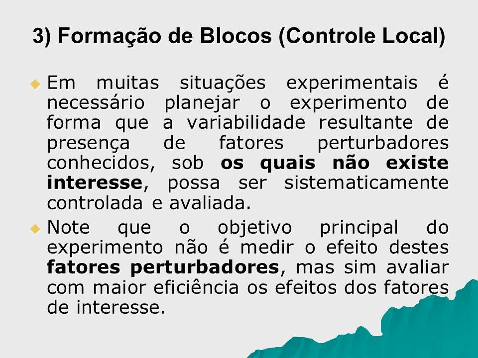 3) Formação de Blocos (Controle Local)