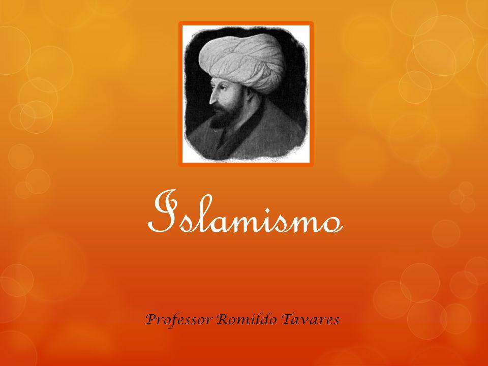 Professor Romildo Tavares