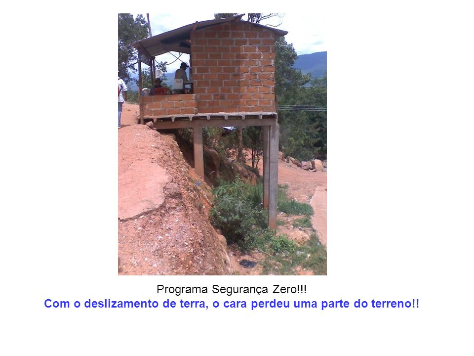 Programa Segurança Zero