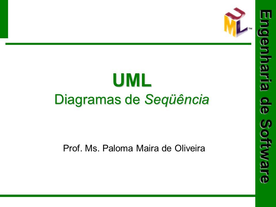 UML Diagramas de Seqüência