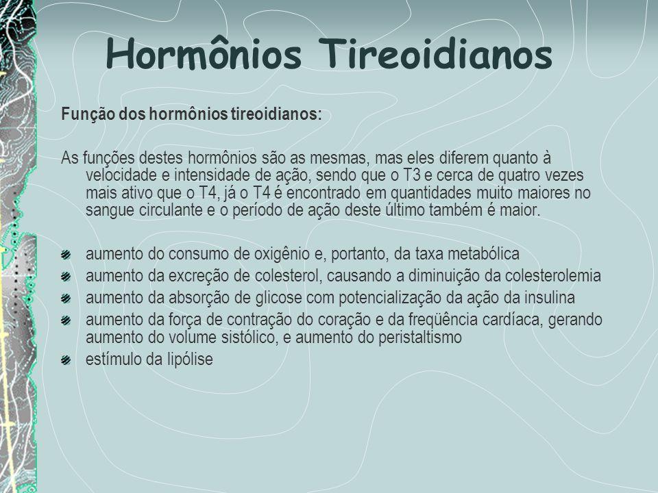 Hormônios Tireoidianos