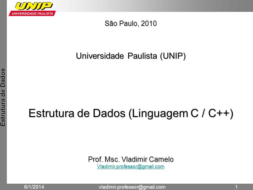 Estrutura de Dados (Linguagem C / C++)