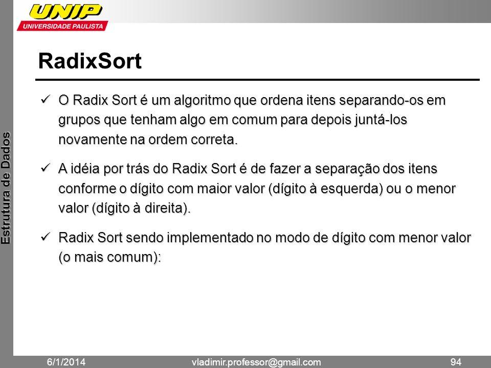 RadixSort