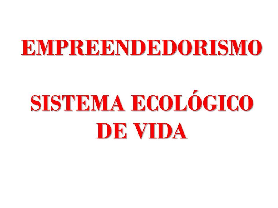 EMPREENDEDORISMO SISTEMA ECOLÓGICO DE VIDA
