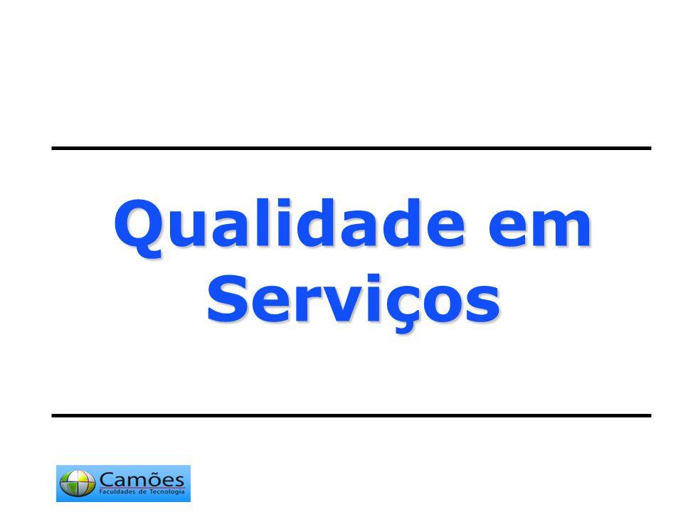Qualidade em Serviços 1