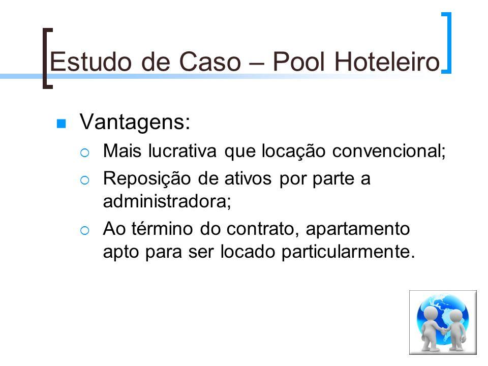 Estudo de Caso – Pool Hoteleiro