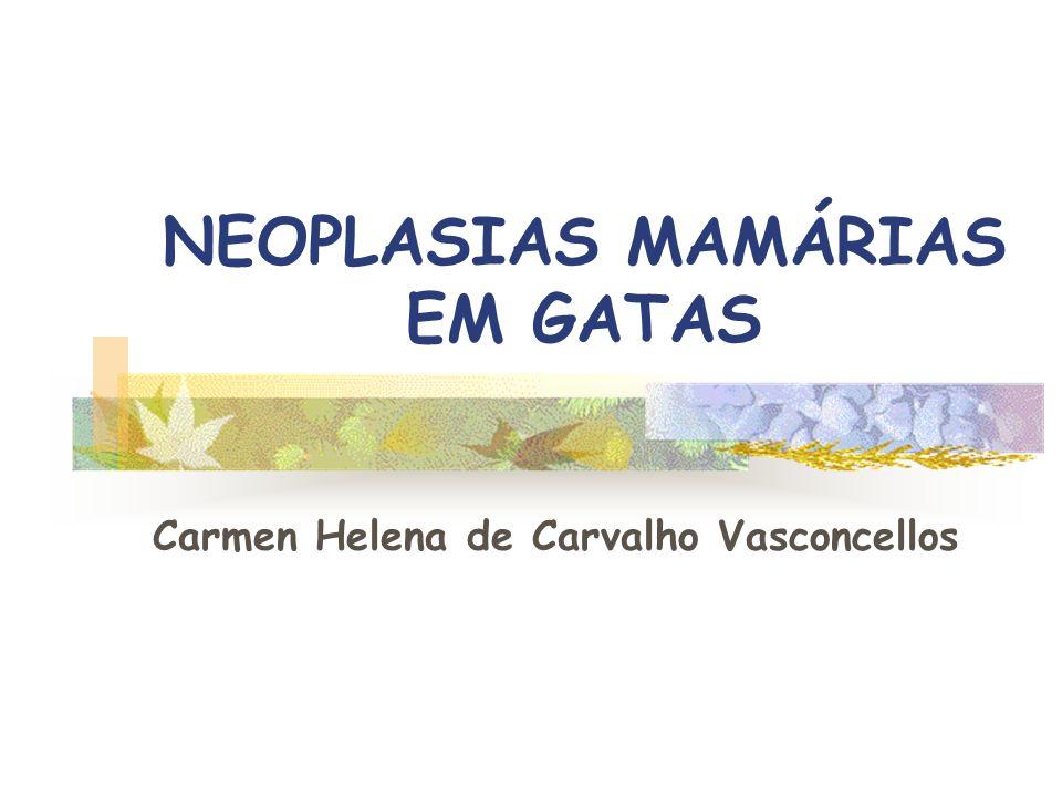 NEOPLASIAS MAMÁRIAS EM GATAS