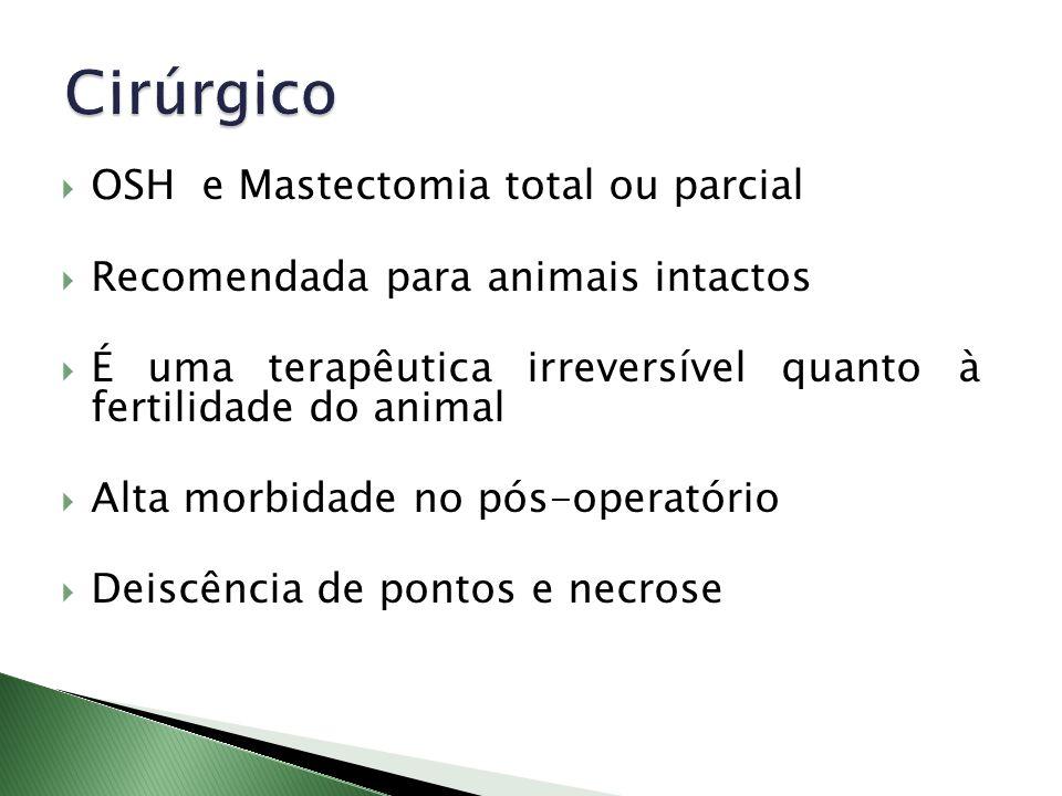 Cirúrgico OSH e Mastectomia total ou parcial