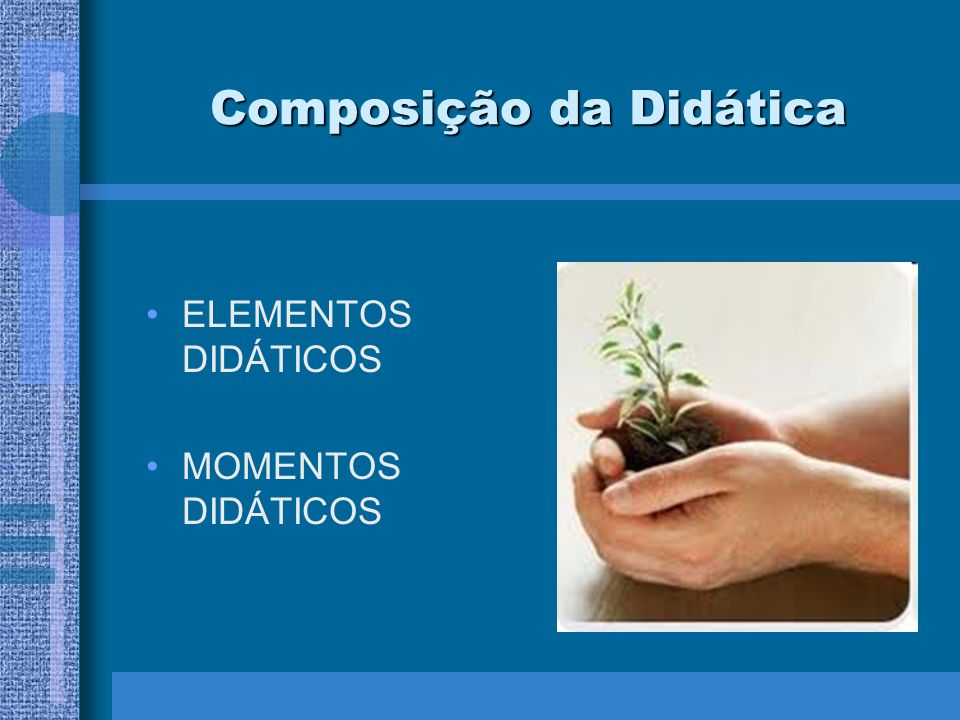 Composição da Didática