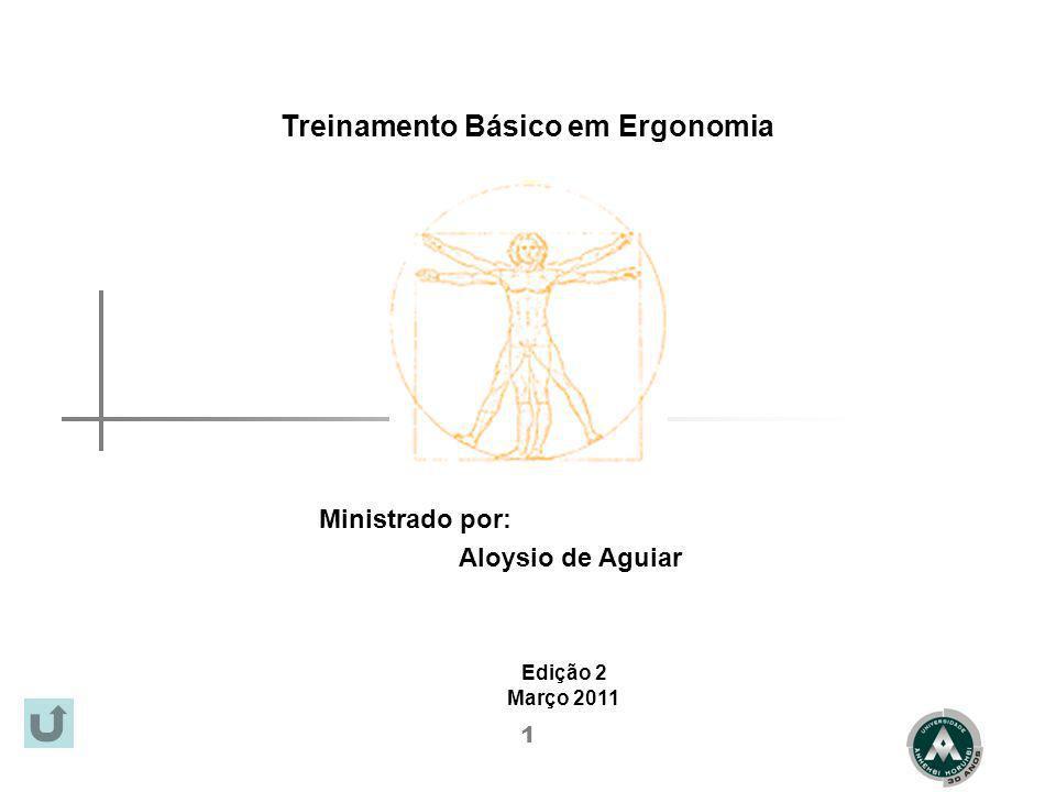 Treinamento Básico em Ergonomia