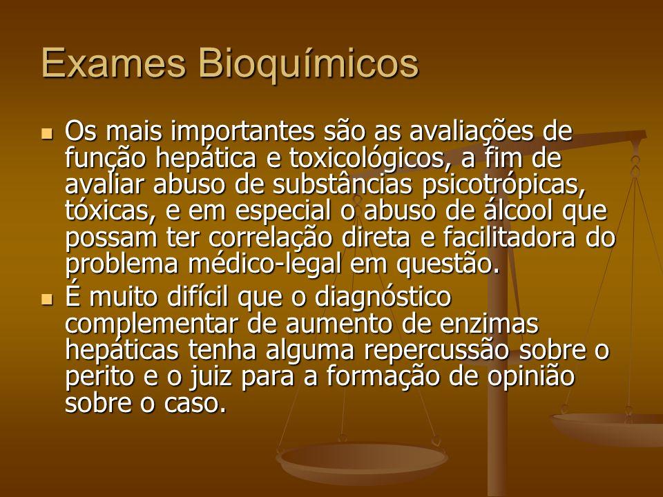 Exames Bioquímicos