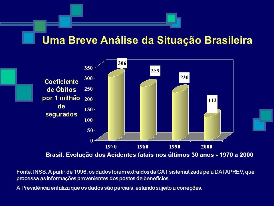 Uma Breve Análise da Situação Brasileira