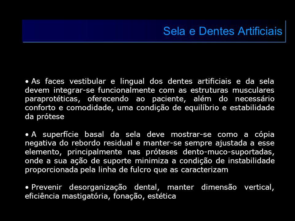 Sela e Dentes Artificiais