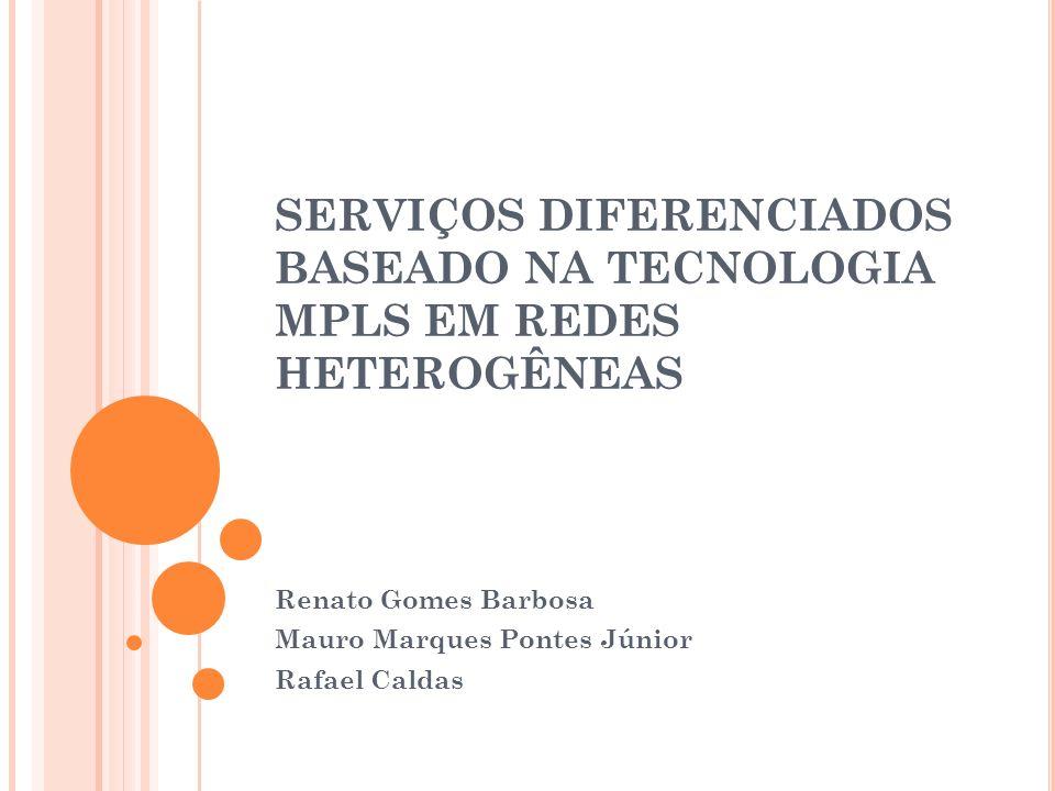 Renato Gomes Barbosa Mauro Marques Pontes Júnior Rafael Caldas