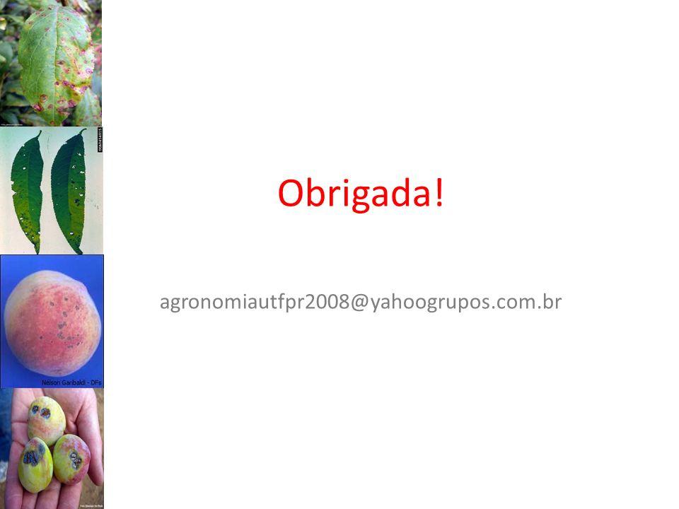 Obrigada! agronomiautfpr2008@yahoogrupos.com.br