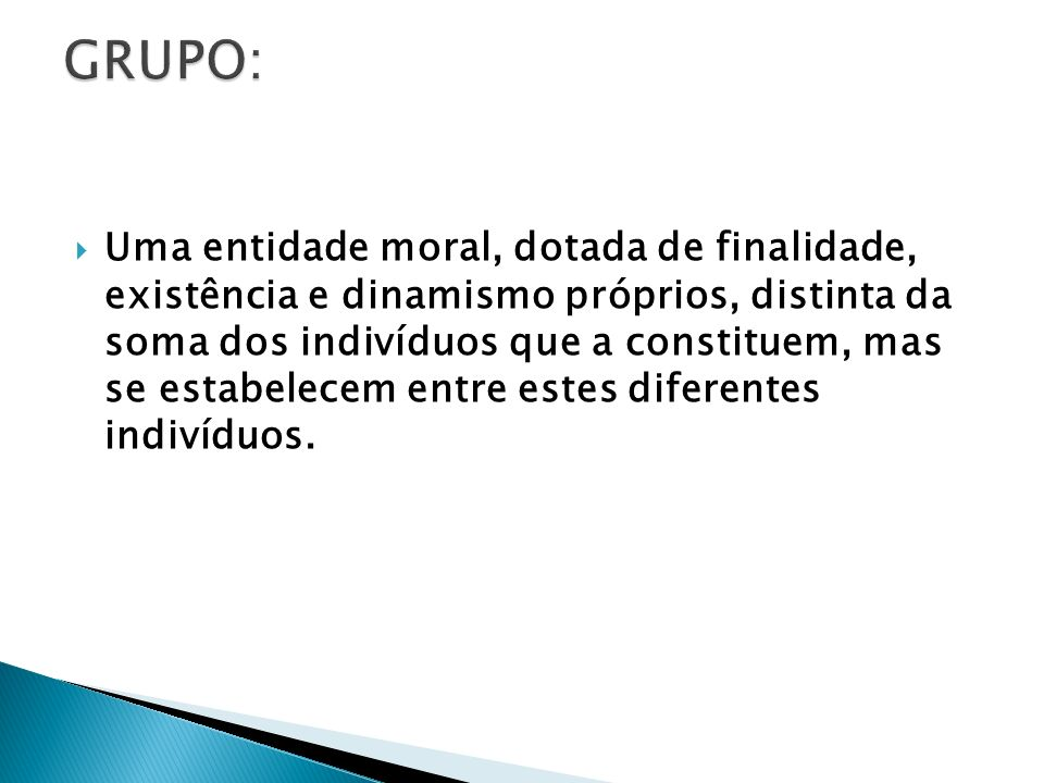 GRUPO: