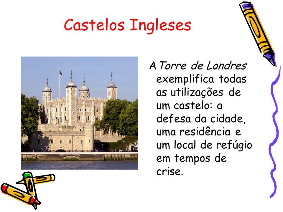 Castelos Ingleses
