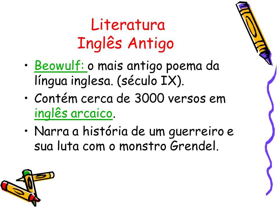 Literatura Inglês Antigo