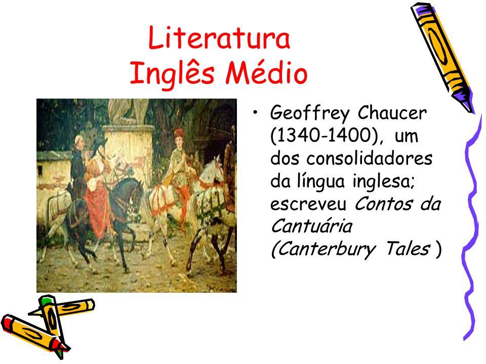 Literatura Inglês Médio