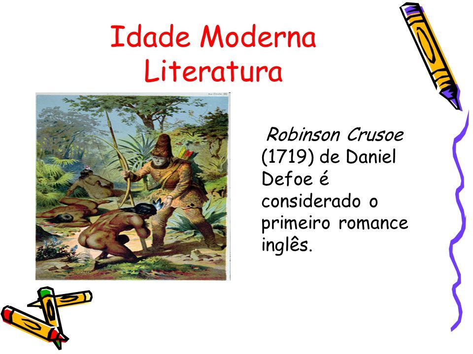Idade Moderna Literatura