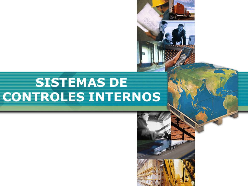 SISTEMAS DE CONTROLES INTERNOS