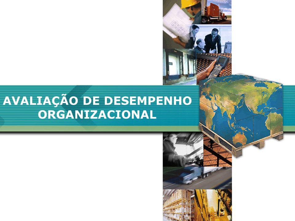 AVALIAÇÃO DE DESEMPENHO ORGANIZACIONAL