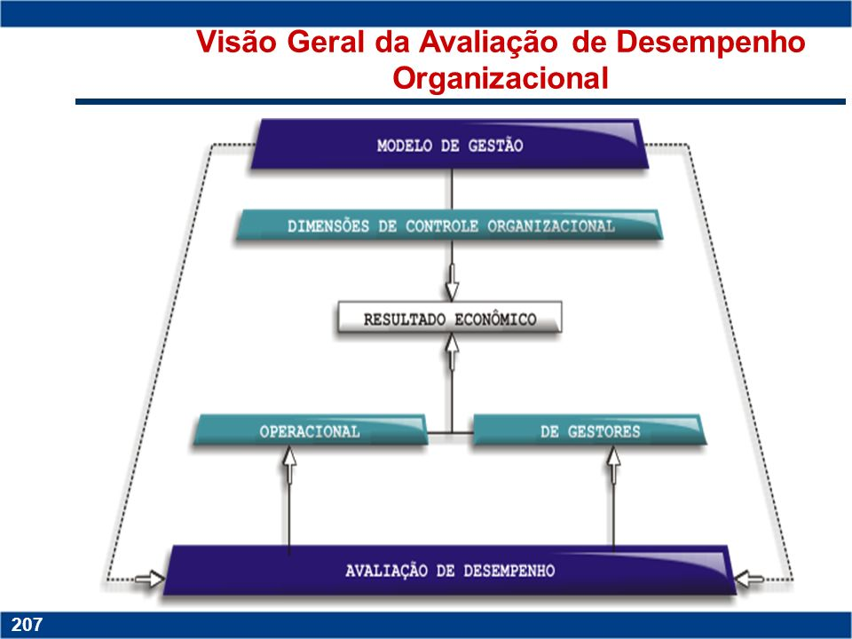 Visão Geral da Avaliação de Desempenho Organizacional